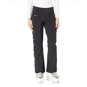 Obermeyer Womens Bliss Thinsulate Black Snow Pants
